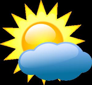 Wetter beim Angeln