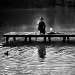 So kannst du am frühen Morgen Raubfische angeln