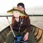 Texas Rig angeln auf Barsch, Hecht und Zander