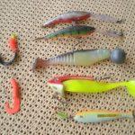 Mit Gummifischen (Low-Action-Shads) auf Barsche angeln