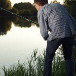 So kannst du Raubfische mit Lockstoff angeln